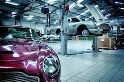 Automobile Showroom & Workshop Security Service
