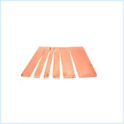 copper strips bus bars profiles