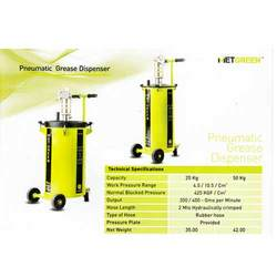 Pneumatic Grease Dispenser & Pneumatic Grease Gun