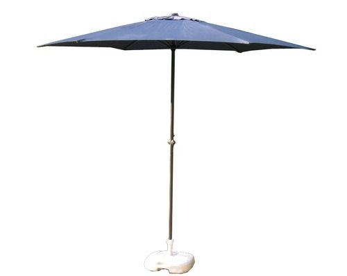 Gray Garden Umbrella