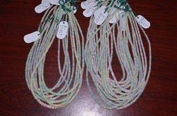 Ethiopian Opal Roundel Beads