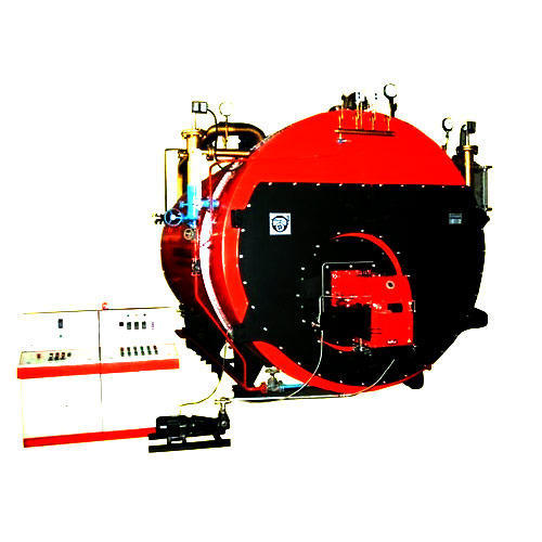 Package Type Steam Boiler