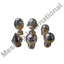 Brass Curtain Finials