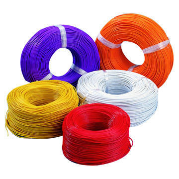 Wires and Cables - PVC Wires and Cables Wholesale Trader from Delhi