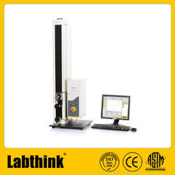 Tensile/Compression Test Stand for Flexible Materials