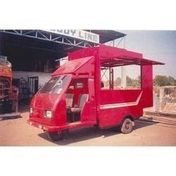 fast food van body maker