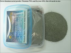 Ferro Titanium Metal Powder