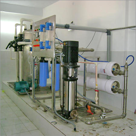 Water Treatment Plant Amp Ultrafiltration Membranes