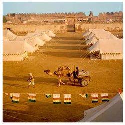 Desert Camping Tents