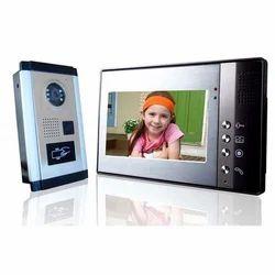 Audio & Video Door Phone System