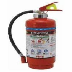 Lifeguard Powder Portable Fire Extinguisher
