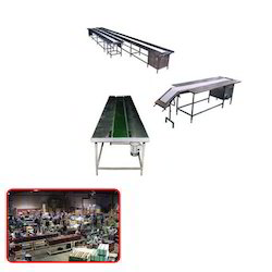 Material Handling Conveyors for Industrial Work