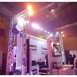 Truss Display Booth