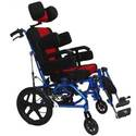 Tilt in Space Reclining Wheelchair