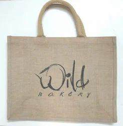 Wild Bakery Jute Bag