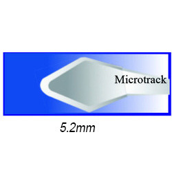5.2Mm Implant Ophthalmic Micro Surgical Blade