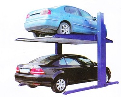 two post parking system