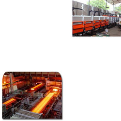 sintering furnace for steel industry