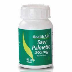 Saw Palmetto 265mg - 60 Tablets