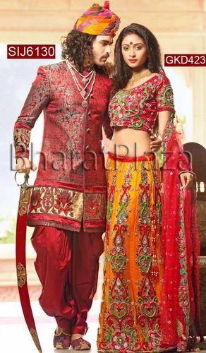 Luxurious Look Wedding Combo