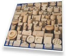 high temperature ceramic products