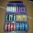 Assorted Color Designer Bangle Set