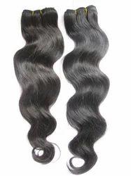 Virgin Indian Wavy Hair Weft
