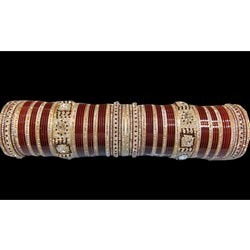 Punjabi Style Bridal Churas