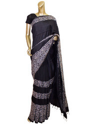 Border Fabric Silk Saree