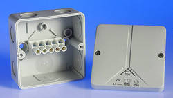 HENSEL Type Waterproof Junction Box 9045 With Connectors
