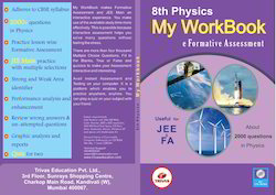 eworkbook class 8th physics