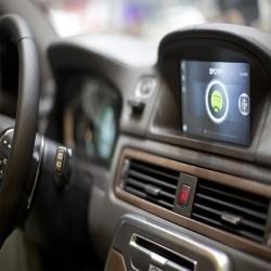 car announce system