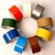 Plastic Adhesive Tape