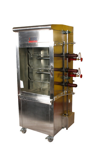 Chicken Grill Machine - 9 birds