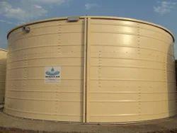 Above Ground Water Storage Tank