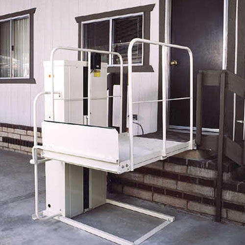 Lifts for Handicapped Person - Wheelchair Lift Manufacturer from New ...