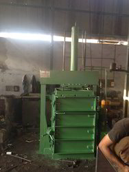 Single Box Single Cylinder Bailing Presses