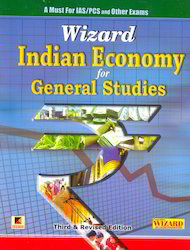 Wizard Indian Economy For General Studies