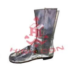 Long Aluminized Fire Proof Shoes