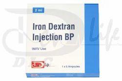 Iron Dextran Injections
