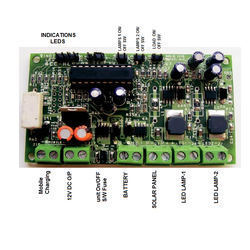 solar home lighting system module