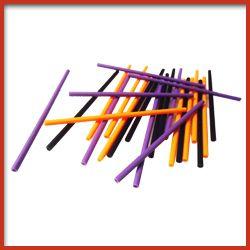 Plastics Chupa Chup Sticks