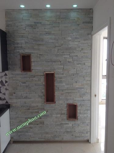 ELEVATION CERAMIC WALL TILE   Living Room Slate Wall Tile Service Provider  From Chennai