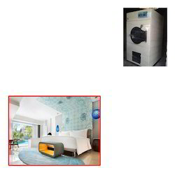 Cloth Tumble Dryer For Resorts