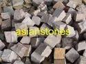 Autumn Brown Sandstone Cobblestone