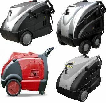 Optima Vs Kolumbo Steam Cleaners