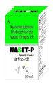 Pharmaceutical Nasal Drops