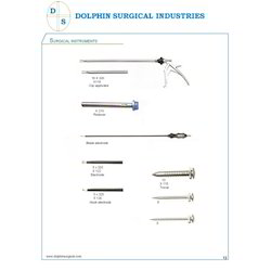 Laparoscopic Clip Applicator