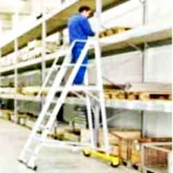 aluminum folding ladders
