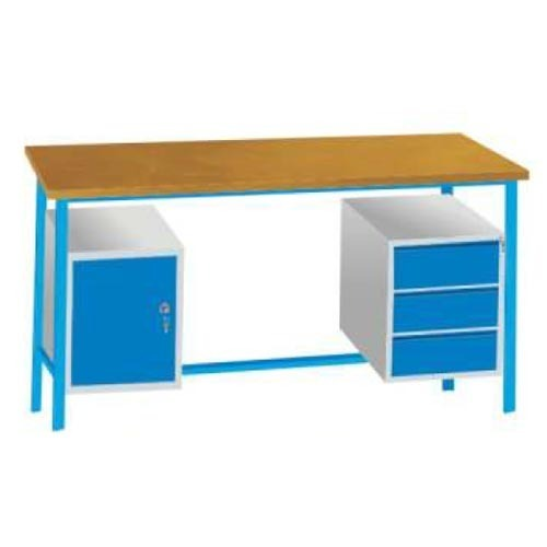 Office Furniture Steel Office Table Manufacturer from Mumbai